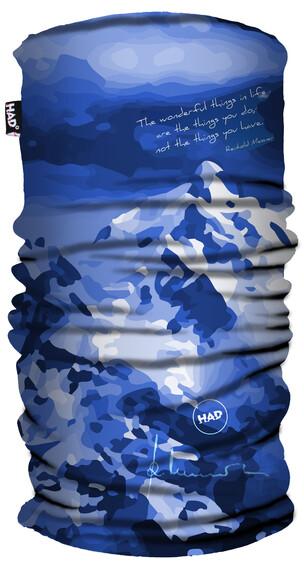 HAD Reinhold Messner sjaal blauw
